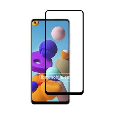 محافظ صفحه نمایش سرامیکی مناسب گوشی موبایل سامسونگ Galaxy A21s