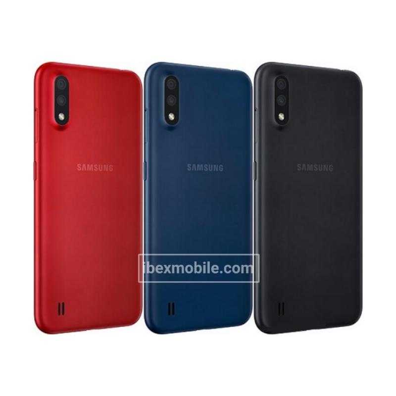 گوشی موبایل سامسونگ مدل Galaxy A01 SM-A015F/DS دو سیم کارت ظرفیت 16 گیگابابت