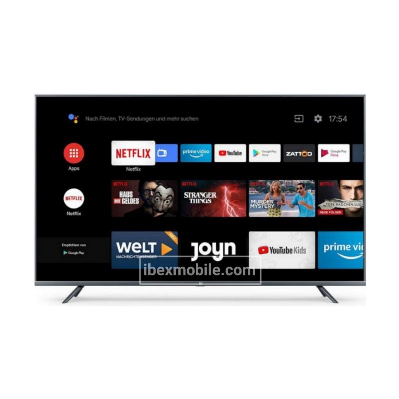 بهترین قیمت تلویزیون شیائومی مدل 4S L55M5-5ASP و مشخصات