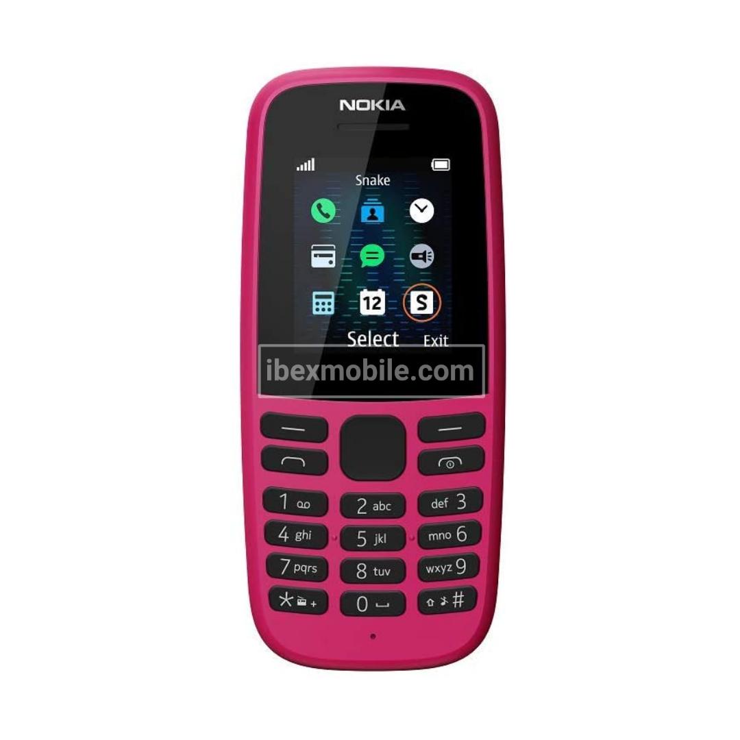 گوشی موبایل نوکیا مدل 105 (2019) دو سیم کارت