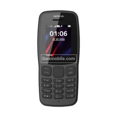 گوشی موبایل نوکیا مدل 106 - 2018 TA-1114 DS دو سیم کارت