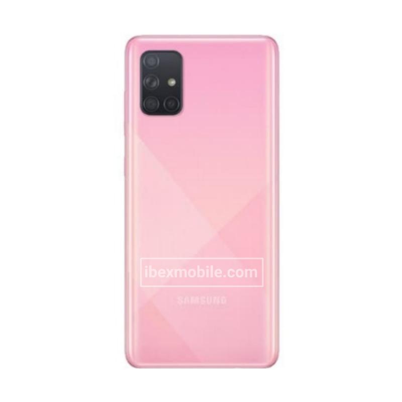 گوشی موبایل سامسونگ مدل Galaxy A71 SM-A715F/DS دو سیمکارت ظرفیت 128 گیگابایت همراه با رم 6 گیگابایت