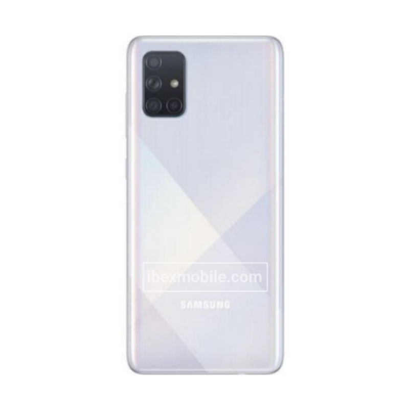 گوشی موبایل سامسونگ Galaxy A71 رنگ سفید