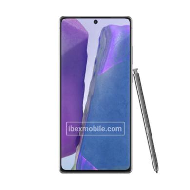 گوشی موبایل سامسونگ مدل Galaxy Note 20 دو سیم کارت ظرفیت 256 گیگابایت
