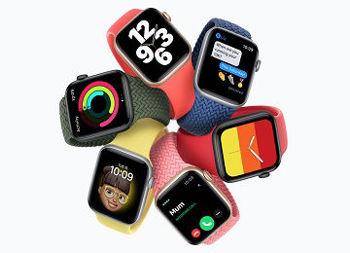 Apple Watch Series 6 رونمایی شد