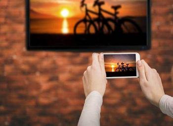 روش های اتصال گوشی هوشمند به تلویزیون