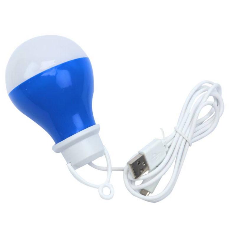 لامپ اضطراری با پورت USB و Micro usb