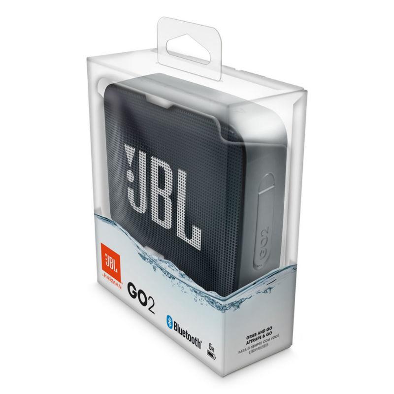 تصویر از اسپیکر بلوتوثی قابل حمل جی بی ال مدل Go 2